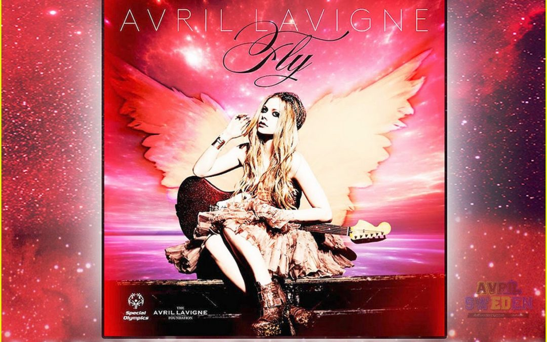 """Fly"" by Avril Lavigne: Helping Generate Support for the Special Olympics"