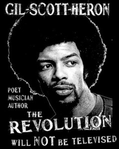 """The Revolution Will Not Be Televised"" by Gil Scott-Heron – A Black Power Movement Anthem Protest Song"